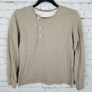 COMME DES GARCONS | button pullover top